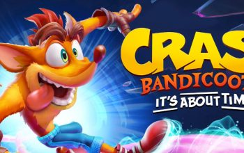 Review: Crash Bandicoot 4: It's About Time (PS4)