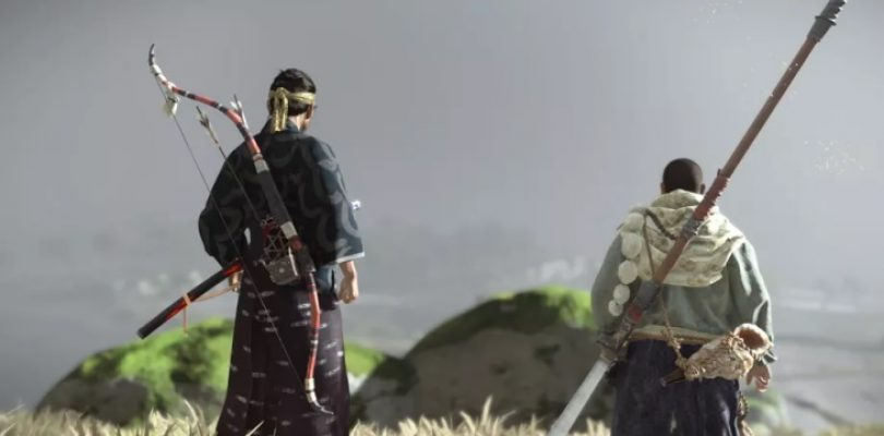 The first Ghost of Tsushima Legends raid arrives on October 30