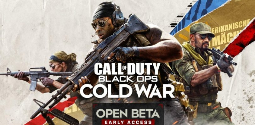 Want to play Call of Duty Black Ops Cold War's beta this weekend?