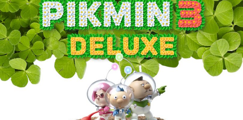 Preview: Pikmin 3 Deluxe (Switch)