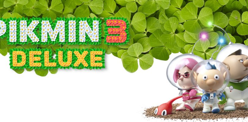 Review: Pikmin 3 Deluxe (Switch)