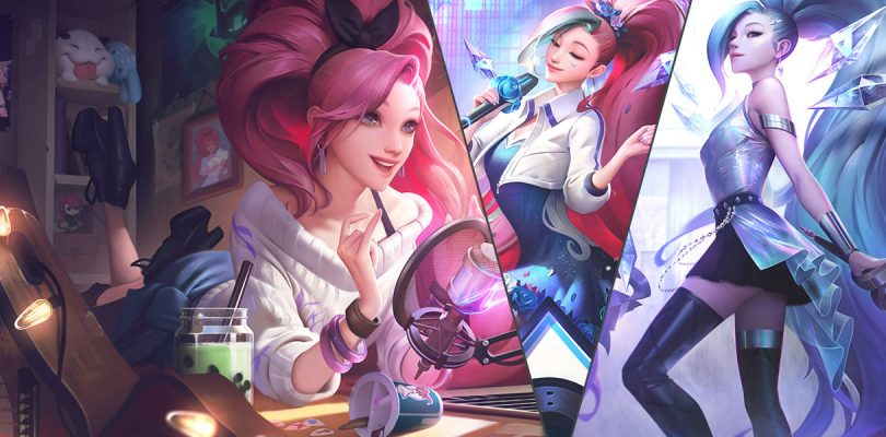 League of Legends reveals a new champion and leads in a new event