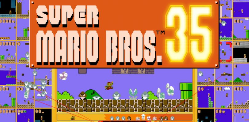 Super Mario Bros. 35: first impressions