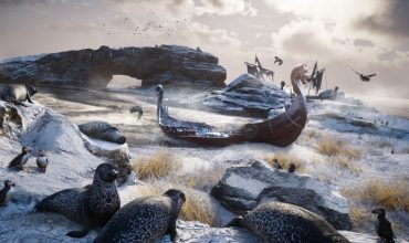 Assassin's Creed Valhalla interview with game director Benoit Richer
