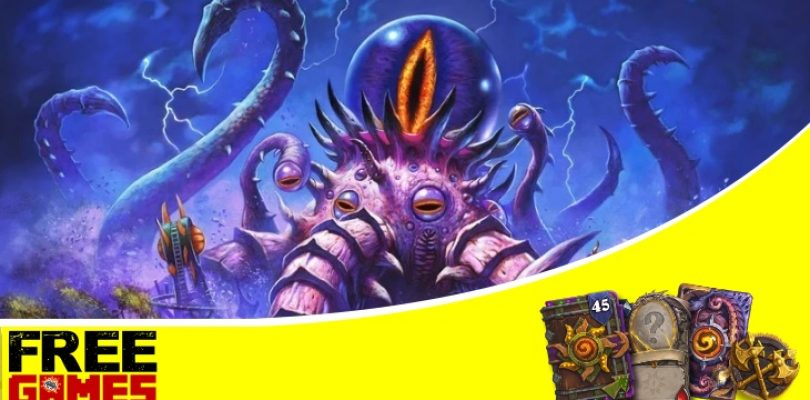 Free Games Vrydag: Five Hearthstone Madness at the Darkmoon Faire bundles
