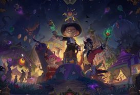 Cora Georgiou and John McIntyre interview about Duels, Old Gods and a healthy Hearthstone meta