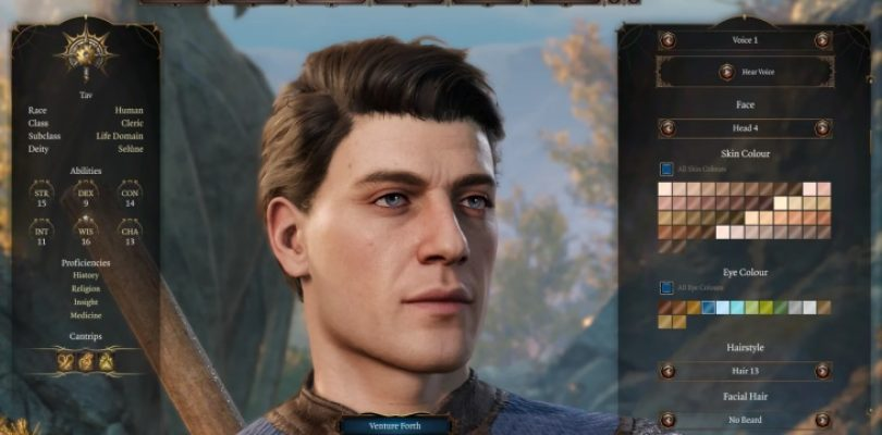 Larian calls out players for making Dudley Dudebro in character creator