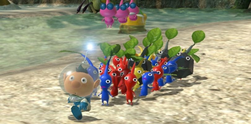 Pikmin 3 Deluxe trailer  invites you to meet the critters
