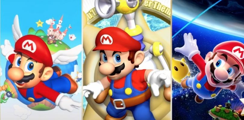 Super Mario 3D All-Stars will get inverted camera controls next month