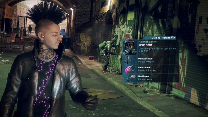 Three Hours With Watch Dogs Legion Sa Gamer