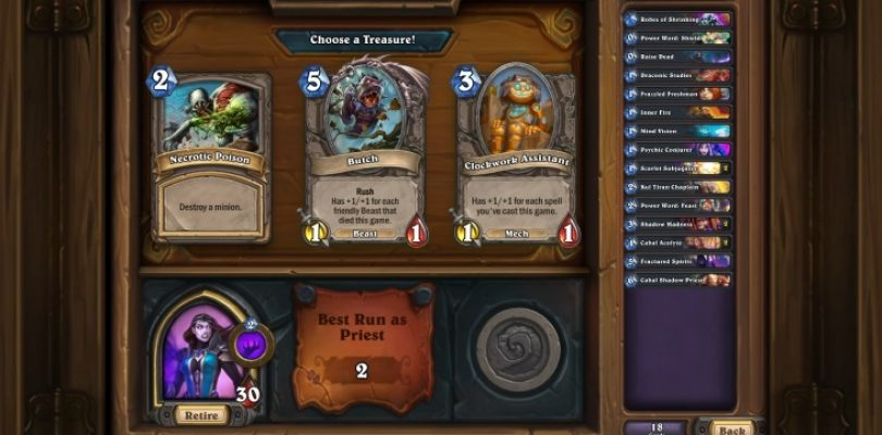 Hearthstone announces a new PVP mode, Wizard Duels