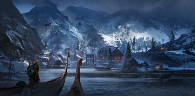 Assassin's Creed Valhalla's concept art makes me want to go explore more