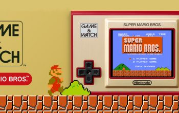 Review: Game & Watch Super Mario Bros.
