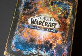 World of Warcraft Shadowlands Collectors Edition unboxing