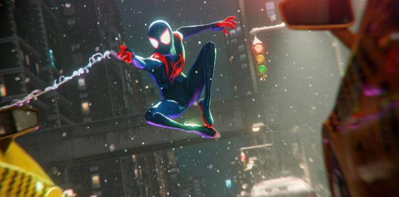 Into the Spider-Verse suit coming to Marvel's Spider-Man: Miles Morales