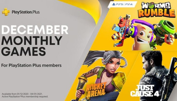 PlayStation Plus adds some more games for your shiny new PS5
