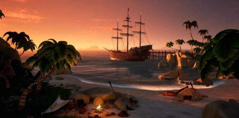 Sea of Thieves will run at 4K60 on Xbox Series X and 1080p60 on Series S