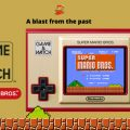 If you're getting a Game & Watch: Super Mario Bros. device it will have a small language error