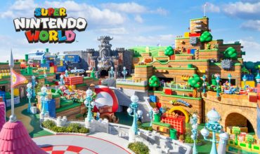 Super Nintendo World videos emerge showing off more of the park and the rides