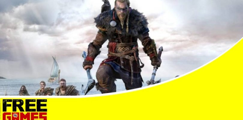 Free Games Vrydag: Assassin's Creed Valhalla (PC/Xbox/PlayStation)