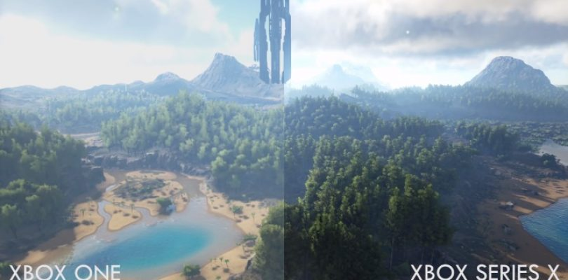 Ark: Survival Evolved shows off Xbox Series X visuals