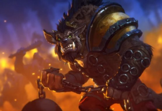 Prepare a raid, Hogger is heading to the Nexus