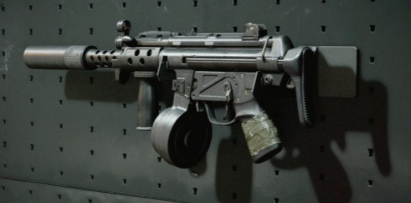 Call of Duty: Black Ops Cold War nerfs the mighty MP5