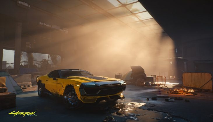 Get your hard-drives ready, Cyberpunk 2077 has a photo mode