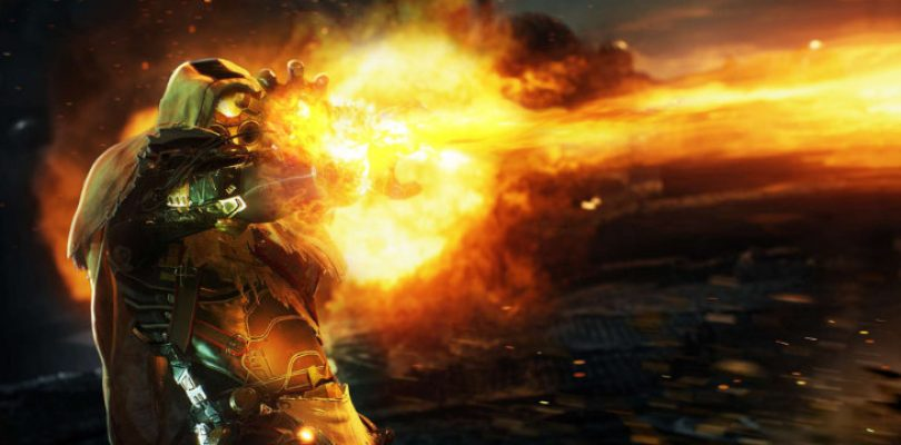 New Outriders trailer shows off aggressive combat and flashy powers