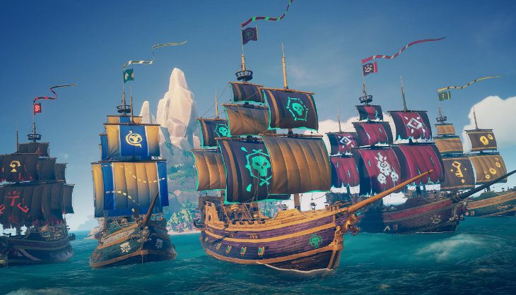 Sea of Thieves is opting for seasons instead of monthly updates for 2021