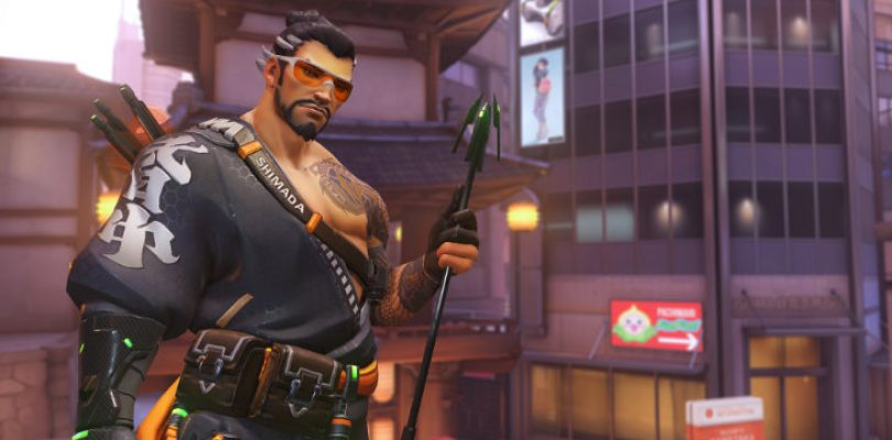 Overwatch has a new free-for-all map and a Hanzo micro event