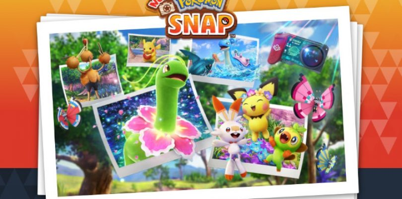 New Pokémon Snap trailer gives us a look at the Lental Region