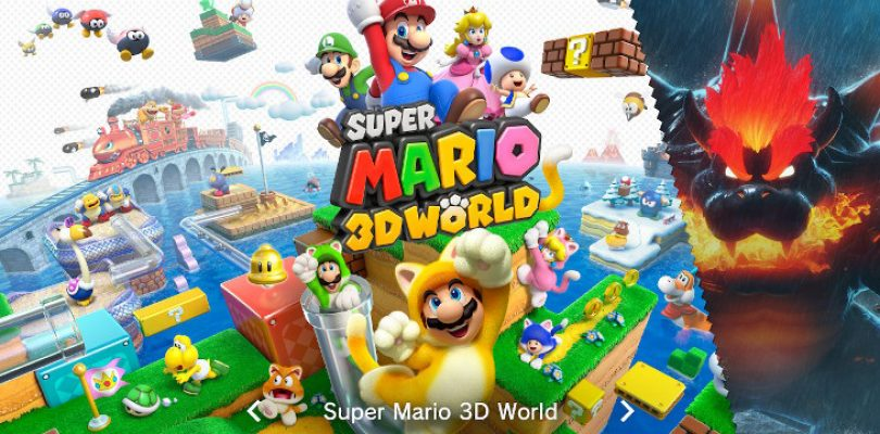 Preview:  Super Mario 3D World + Bowser's Fury