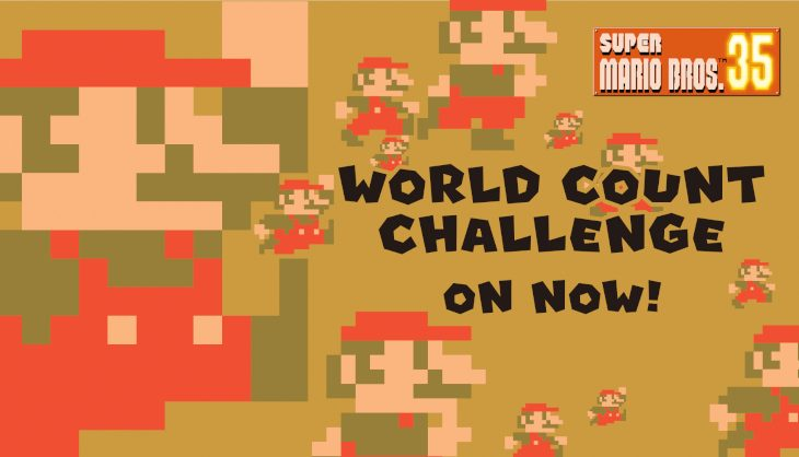 There's just under a week left for the world to defeat 3.5 million Bowsers