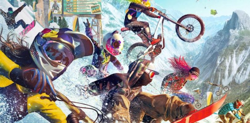 Ubisoft's extreme sports game Riders Republic has been delayed
