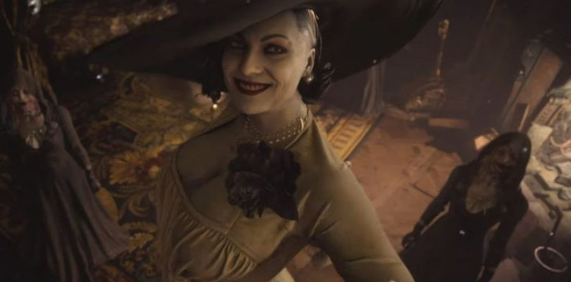Resident Evil Village will let you meet the tall vampire lady in May