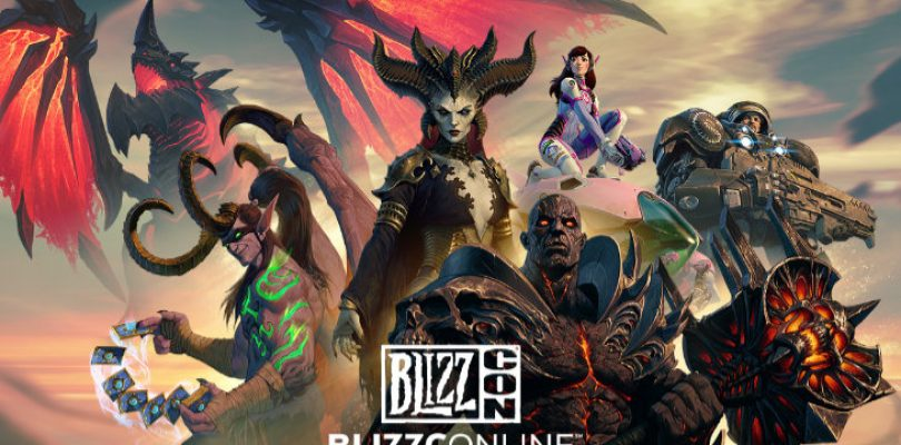 Plan next weekend, BlizzCon's full event schedule is up