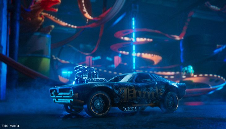 Hot Wheels Unleashed looks like it's going to be a whole lot of childish fun