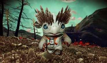 Hello, yes No Man's Sky lets you tame, train and breed all those critters now