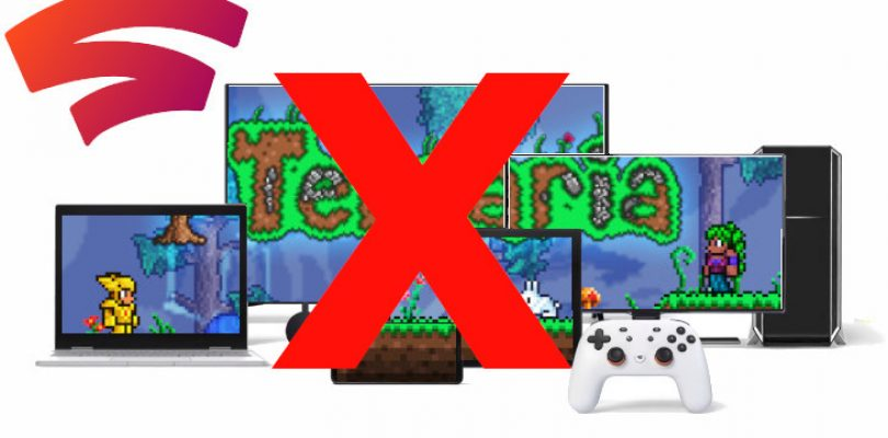 Terraria not coming to Stadia after what seems like some pretty awful customer service from Google
