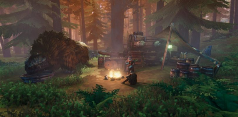 Valheim has already sold one million units in Steam Early Access