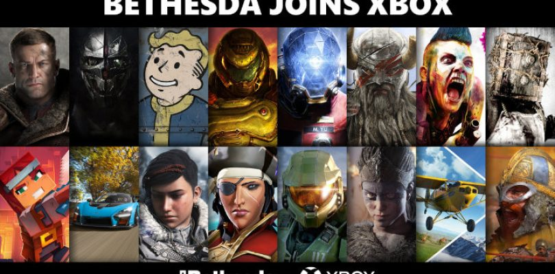 Microsoft says 'some' Bethesda titles will be Xbox and PC exclusive
