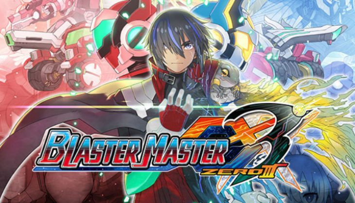 Blaster Master Zero 3 finishes off the trilogy in July