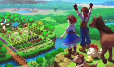 Review: Harvest Moon: One World (Switch)