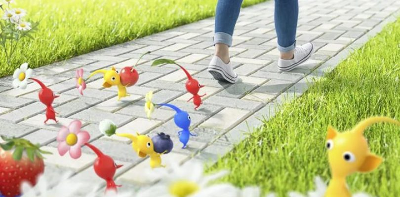 Niantic is making a Pikmin mobile game