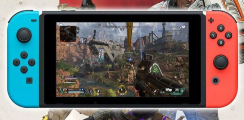 Check Apex Legends running on Switch