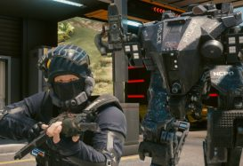 Cyberpunk 2077's next big patch will make cops less of a nuisance