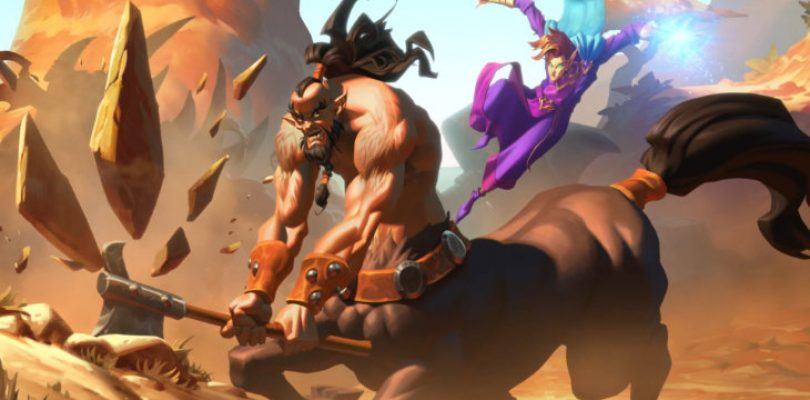 Hearthstone's Forged in the Barrens releases on March 30