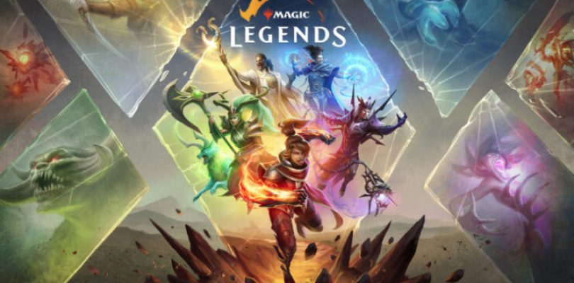 Magic: Legends is now in open beta, if you want to see Magic meets ARPG
