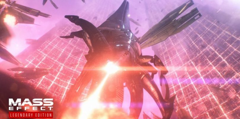 BioWare reveals the changes they made for the Mass Effect Legendary Edition